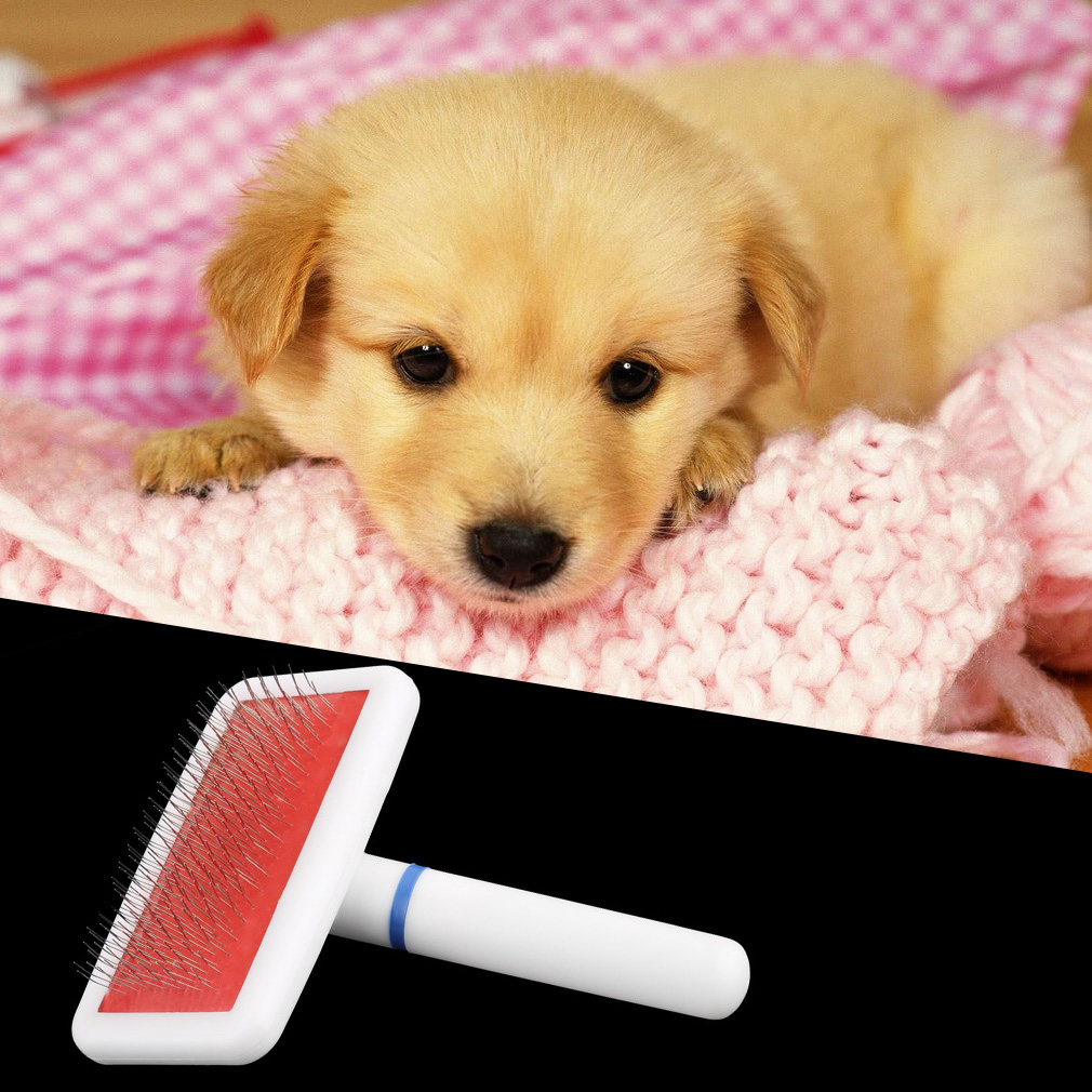 2018 Sales Pet Dog Cat Removal Grooming Comb Brush for Long and short hair Gilling Brush Slicker Tool wholesale sale