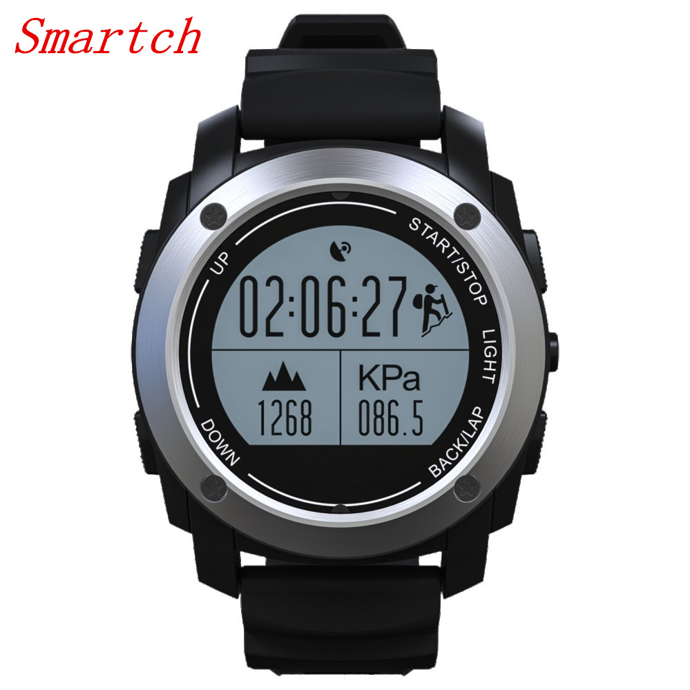 Smartch S928 Smart Watch MTK2502 Bluetooth Smartwatch Heart Rate Monitor Pedometer Watch For Android Ios Watch Phone GPS Tracker