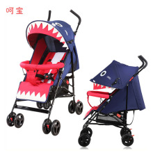 HOPE Baby Stroller Ultra-light Portable Can Sit Lie Flat Bab