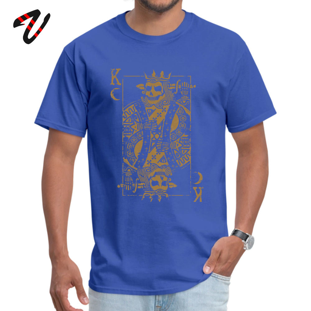Suicide King Print T Shirt for Men Van Gogh Summer Fall TShirt Casual Tops T Shirt Post Malone Short Sleeve On Sale Clothing in T Shirts from Men 39 s Clothing