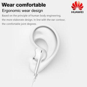 Image 5 - HUAWEI słuchawki CM33 USB type c w ucho przewodowy mikrofon regulacja głośności zestaw słuchawkowy dla huawei Mate 10 Pro P20 Por P30 Pro