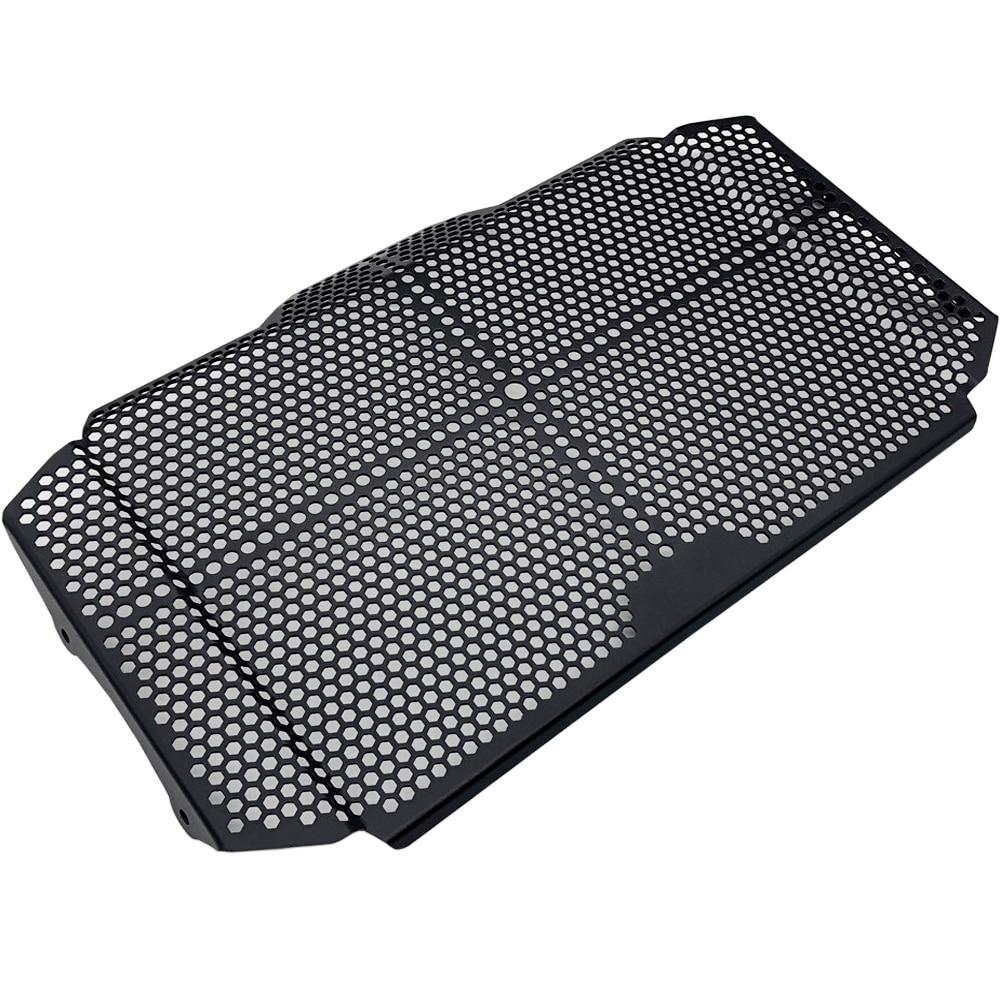 8832 Radiator Guard radiator Protective cover grille for KAWASAKI Z900RS 2018-ON radiator protective cover radiator guard for honda x adv 750 2017 on black