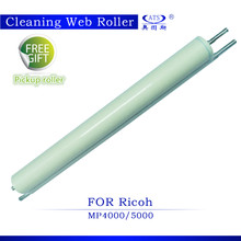 ФОТО new photocopier machine part 1pcs fuser cleaning web roller for ricoh aficio mp4000 5000 copier spare parts