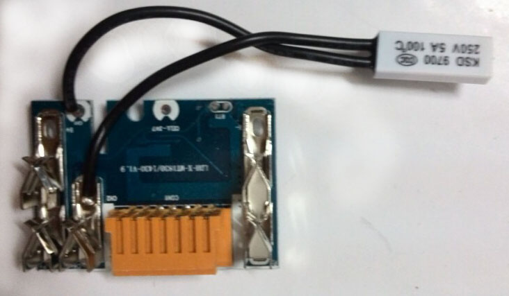 2Pieces BL1830 BL1815 BL1845 BL1860 Li-Ion battery PCB board circuit board for Makita18V 1500mAh 3000mAh 4500mAh 6000mAh BL1850 4a 3s li ion lithium battery protection circuit board three cell pcb free shipping