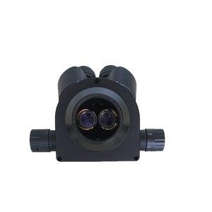 Image 3 - Continue 7 45X Binocular stereo microscope Industrial microscope zoom Magnification head