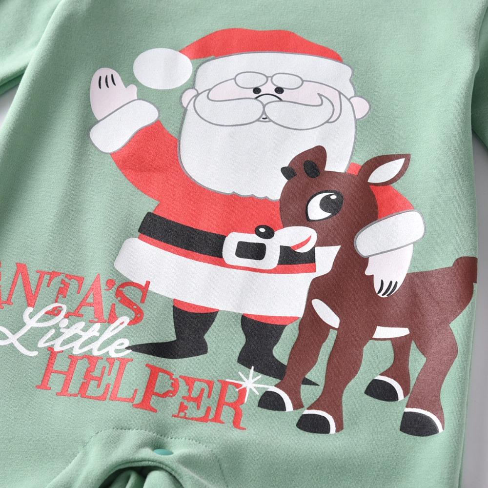 HTB1u9E7BcyYBuNkSnfoq6AWgVXaL - Christmas Santa Claus Girls Costume Jumpsuit Autumn Winter Kids Climbing Romper thickening Jumpsuit hat baby Boy onesies pajamas