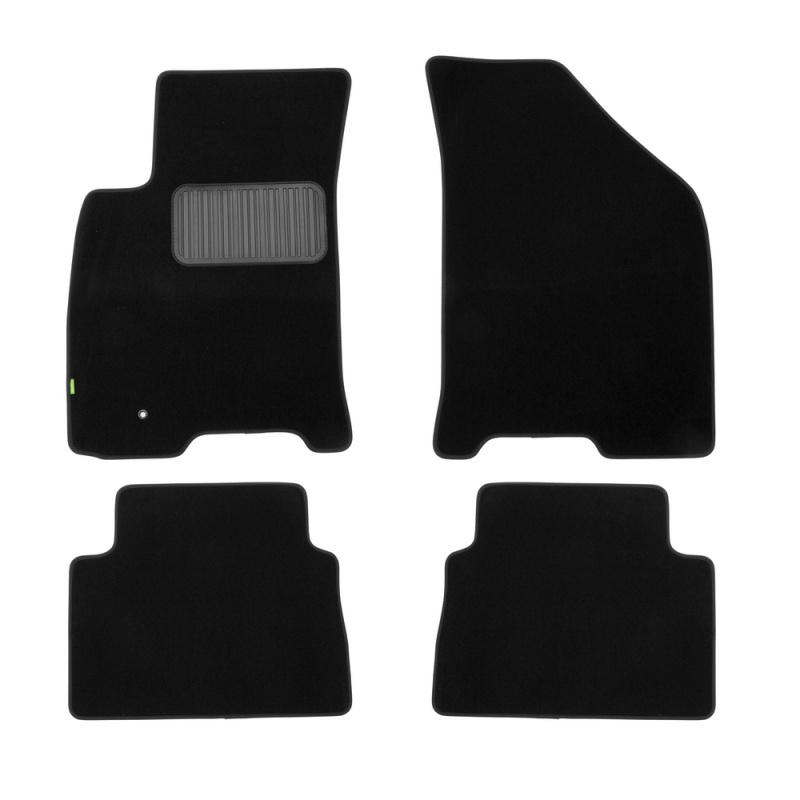 Mats in salon Klever Standard For CHEVROLET Lacetti, 2004-2012, сед... хб... ung... 4 PCs (textile) mats in salon сртк chevrolet еpikа 09 rubber ch ep 06 10 g 02043