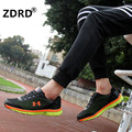 ZDRD Brand New Breathable Men Casual Shoes Lace Up Mens Trainers Comfortable Zapatillas Hombre Basket Femme Light Soft Walking