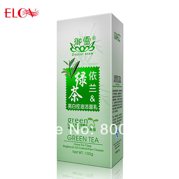 Green Tea Slang Brighten & Oil-Controls Face Cleanser