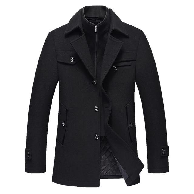 FOJAGANTO Men Winter Coat...