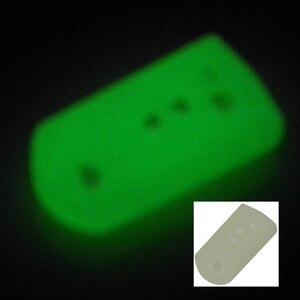 Image 4 - Jingyuqin funda de silicona con tapa para mando a distancia para Mazda 3, 5, 6, CX 5, CX 7, RX 8, Miata, 4 botones, mando a distancia plegable