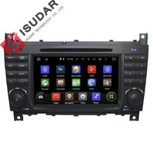 Wholesale 2 Din 7 Inch Android Car DVD Player For Mercedes/Benz/Sprinter/W209/B200/A180/Viano/Vito/W639/A-class Wifi GPS Radio