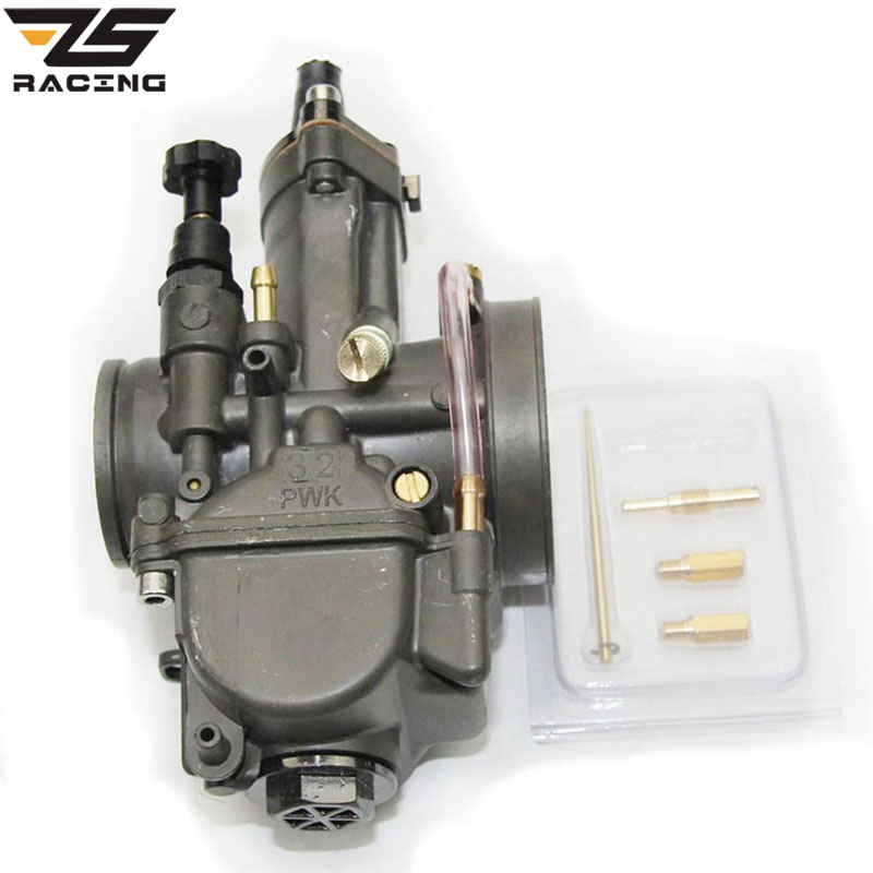 ZS Racing A class Quality Motorcycle PWK Keihin 28 30 32 34mm Carburetor keihin Carburador Racing