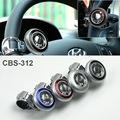 FULL WERK Universal Car Aid Power Steering Wheel Suicide Spinner Knob Auxiliary Booster Control Handle with Free Dashboard Non S