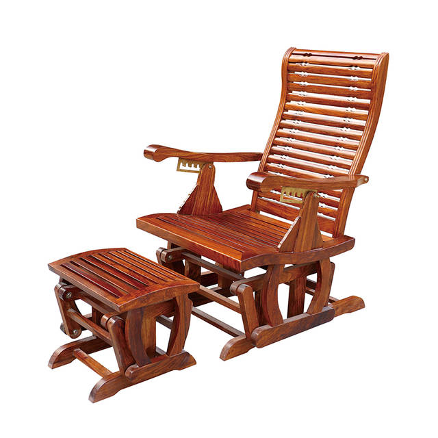 Outstanding Us 1500 0 2 Pcs Set Antique Solid Wood Rocking Chair Chinese Chaise Louge Stylish Hedgehog Red Wood Leisure Home Furniture Gd063 In Chaise Lounge Beatyapartments Chair Design Images Beatyapartmentscom