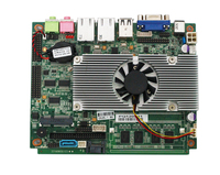 高い割引n455ファンレス産業用マザーボードサポート3gとルータのマザーボードインテル®atom™プロセッサ