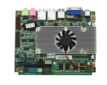 High discount N455 industrial motherboard fanless router motherboard Support 3G with Intel atom processor