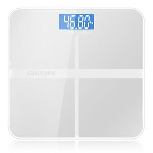 Image 5 - A1 ที่ถูกต้องห้องน้ำ Body Scale สมาร์ทอิเล็กทรอนิกส์แบบดิจิตอล Home Health Balance แก้ว Toughened LCD Display 180 kg/50 g