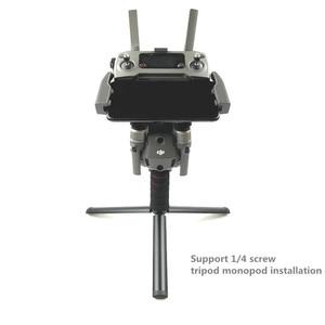 Image 2 - Soporte de mano estabilizador, bandeja de cardán, soporte de montaje de control remoto para DJI Mavic 2 Pro zoom, accesorios para Drones