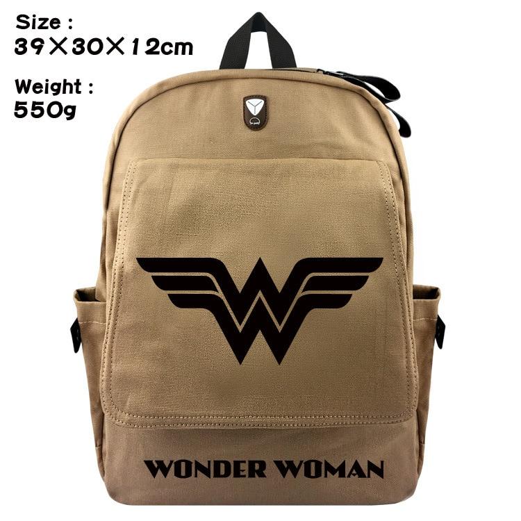 Mochila Feminina Mochila Escolar School Bags For Wonder Woman Student Leisure Travel Bag Canvas Backpack Joker Bags For AndMochila Feminina Mochila Escolar School Bags For Wonder Woman Student Leisure Travel Bag Canvas Backpack Joker Bags For And