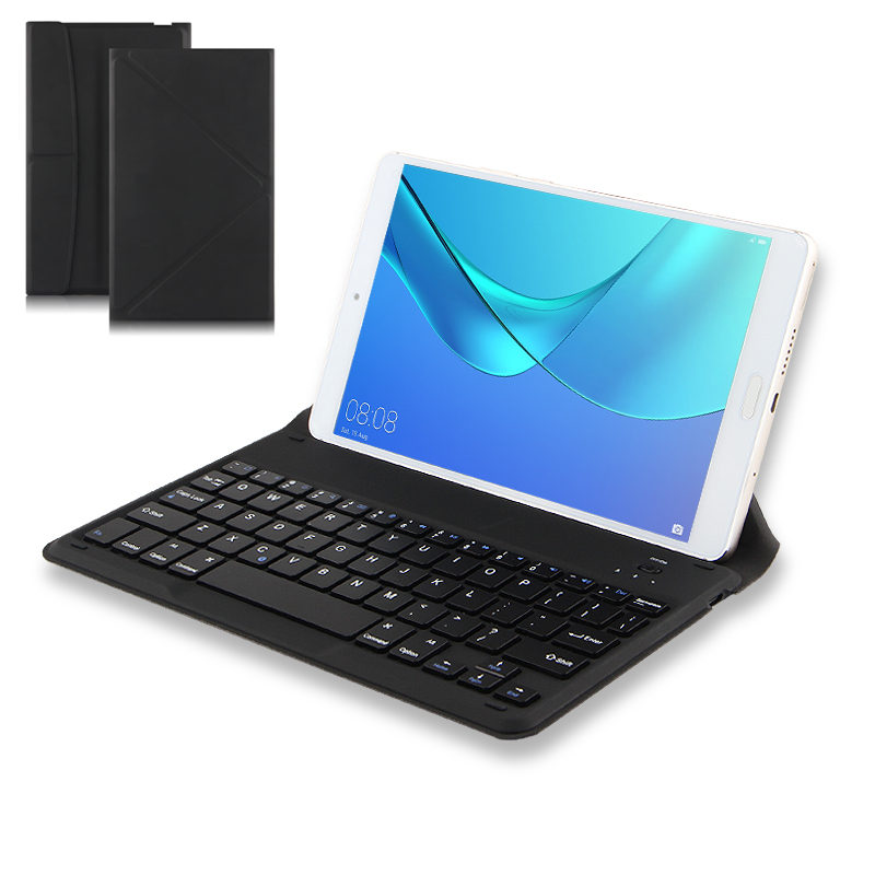 Bluetooth Keyboard For Samsung Galaxy Tab A 8.0 SM T350 T355 P350 P355 8