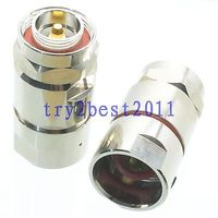 1pce Connector 7/16 DIN plug pin klem 7/8