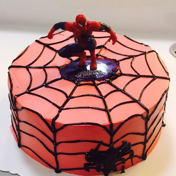 New Super Hero Spider Man Party Cupcake Toppers Picks Birthday Spiderman Party Decoration Kids Supplies Cake Decorat Kid Toys