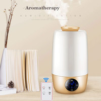 Aromatherapy Air Humidifier Fogger Aroma Diffuser Mist Maker Diffuser For Home Office Oil Ultrasonic