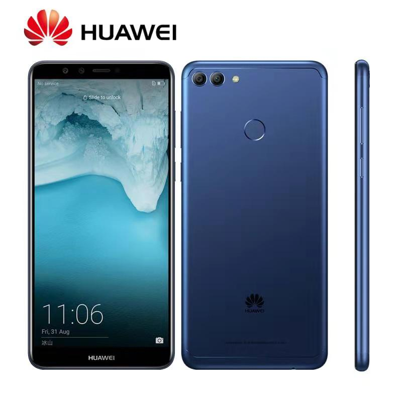 Globale Rom Huawei Godere 8 Più Y9 2018 4000 mah di Impronte Digitali 4 Telecamere Kirin 659 Octa Core OTA Aggiornamento 5.93