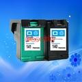 HP140 141 cartucho de tinta de alta qualidade para HP2350 7210 5740 5940 5943 6520 6540 6620 6830 6840 2610 2710 8050 8150 8450 8750