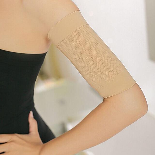 Calorie Off masaje Delgado moldeador de brazo Corrector masajeador de grasa modelador de brazo Shapewear adelgazante faja para mujer