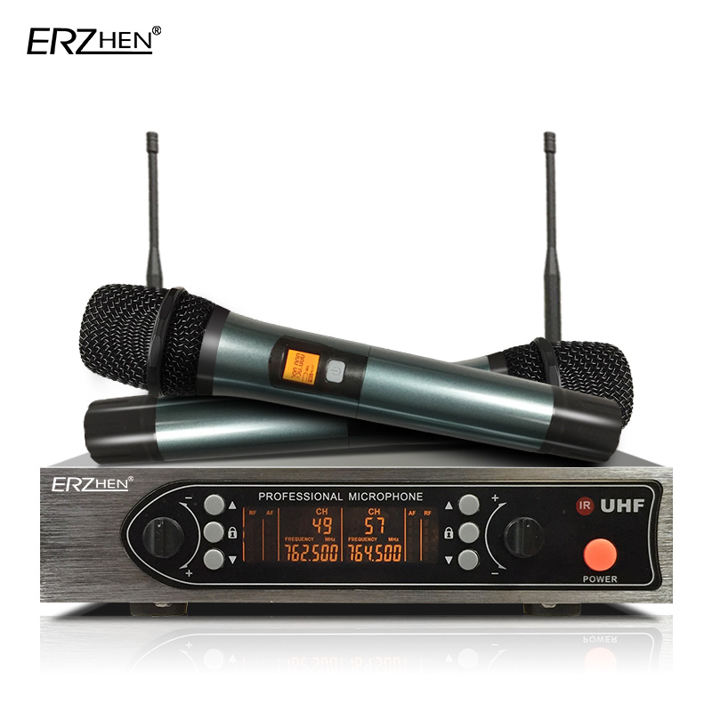 Hot Selling Wireless Mic Professional Wireless Microphone System G-5 High Quality Wireless Microphone wireless