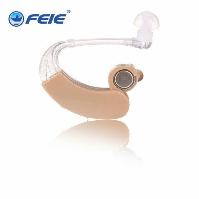Mini Digital Hearing Aid Enhancer Behind The Ear Sound Amplifier Adjustable Hearing Aids For The Elderly Deaf Ear Care CheaS-9C стоимость