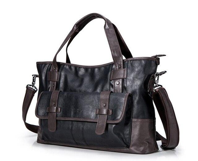 7993df3092 YESETN bag new hot brand high quality men handbag male vintage leather bags  fashionable cross-body shoulder bags tote