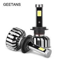 H7 LED Car Headlights Bulb 80W 8000LM H4 HB2 9003 880 H8 9004 HB1 9007 HB5
