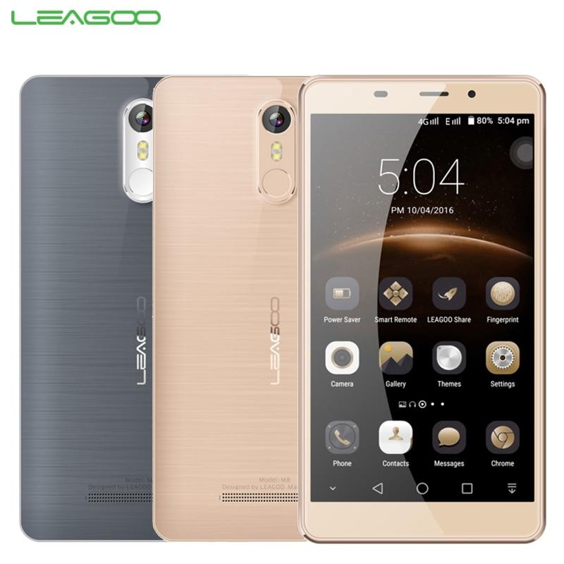 Original Leagoo M8 2GB RAM 16GB ROM MT6580A Quad Core 5 7 inch HD IPS Android