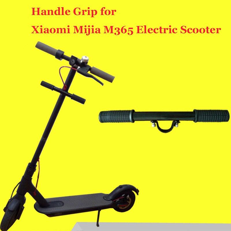 Xiaomi Mijia M365 Electric Scooter Skateboard Hook Hanger Handle Grip Bar Adjustable Holder Knob Safe Gadget for Children Kids