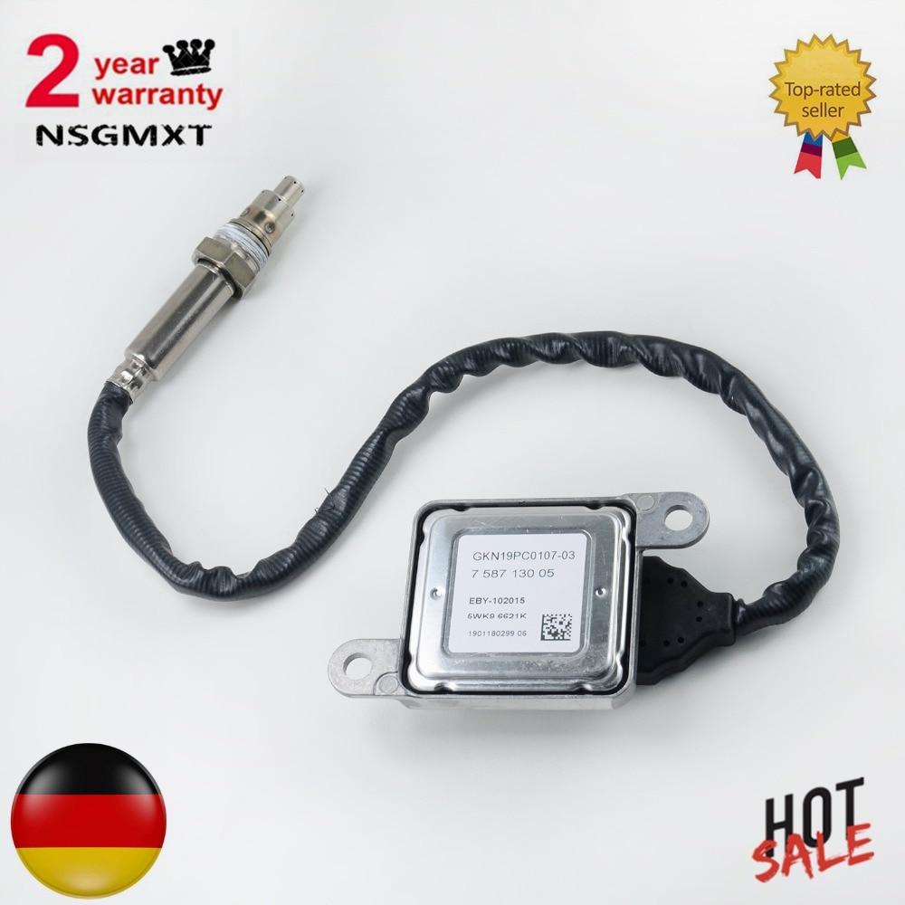 AP01 Novo Sensor De Nox Para BMW E81 E82 E87 E88 E90 E91 E92 E93 11787587127 11787582326 LCI com N43 E93 série de gasolina