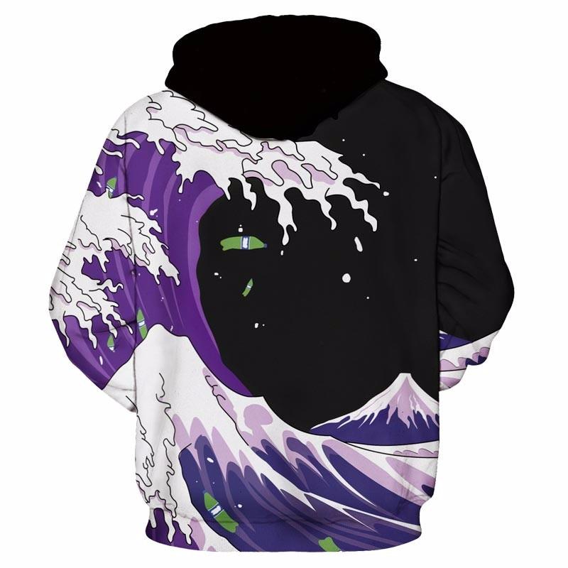 Mr.1991INC Autumn Winter Fashion Men/Women Hoodies Hooded With Hat Print Sea Waves Thin Style 3d Sweatshirts Men/Women Hoodies With Hat Print Sea Waves HTB1u9KfOFXXXXbFXXXXq6xXFXXX6