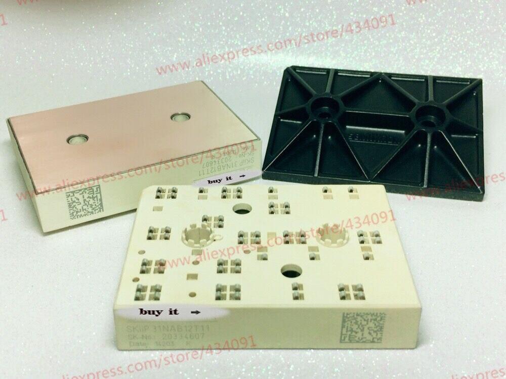 【送料無料】新 SKIIP31NAB12T11 SKIIP 31NAB12T11 モジュール  グループ上の 家電製品 からの ホームオートメーションモジュール の中 1