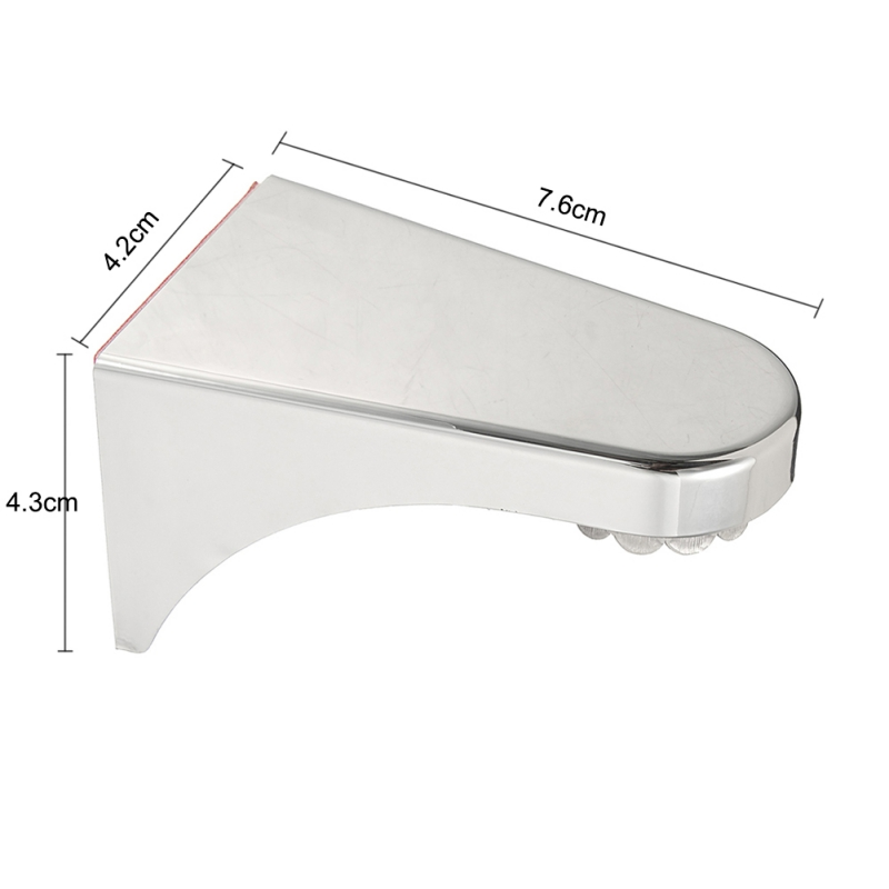 Magnetic Soap Dish Container Dispenser Wall Attachment Adhesion Soap Holder For Kitchen Bathroom Accessories