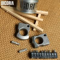 DICORIA SFK Combination Hand Tools Sets Multi Function Screwdrivers Sockets TC4 Titanium Outdoor Gear