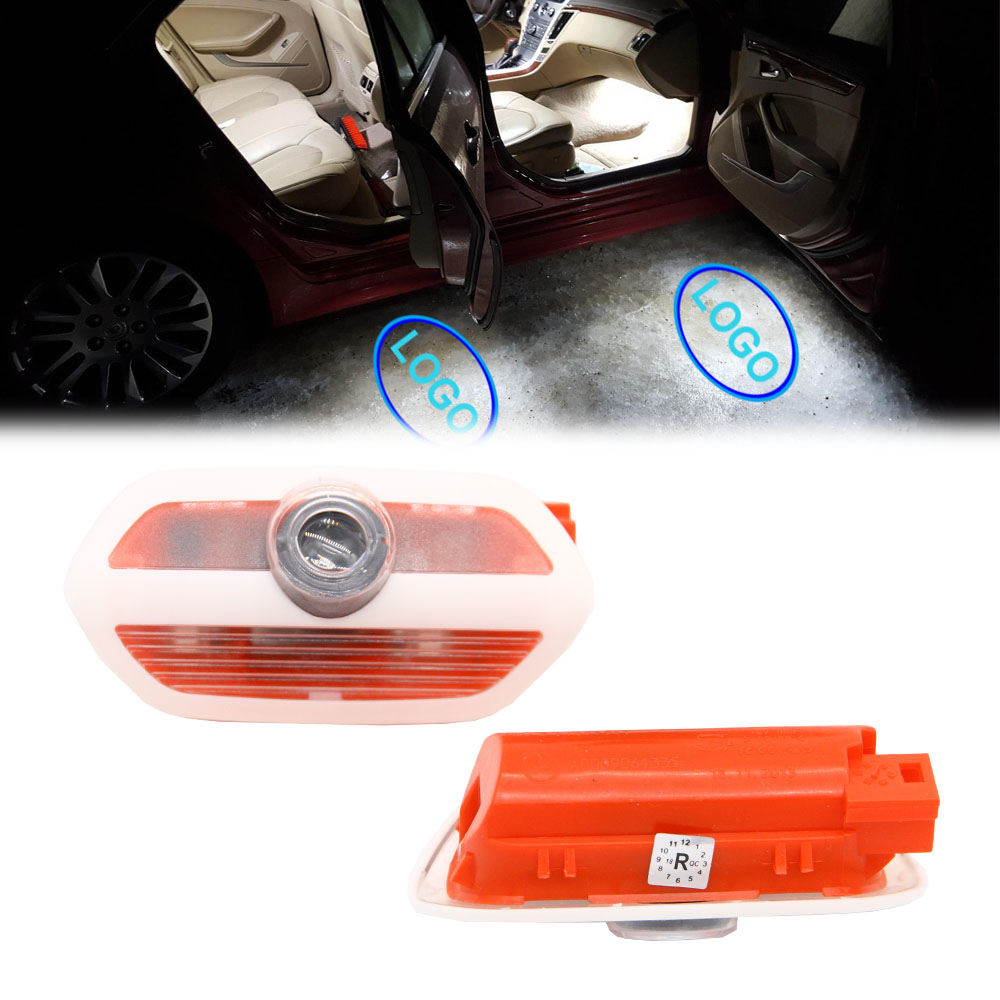 2pcs Car Door Led Projector Laser Lamp Logo Shadow Light For MABACH S Courtesy Lamp For New Benz S W222 Door Step Logo Lamp