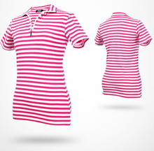 2017 New Free Shipping Lady's Golf T-shirts Qucik Dry Polo Shirt
