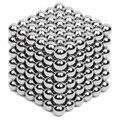 216 Pcs 5mm DIY Bola Crianças Cérebro Tratador Magnético Ímã Moda Bloco Cubo Mágico Puzzle Brinquedo Da Novidade Brinquedos Educativos