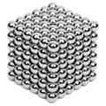 216 Unids 5mm DIY Bola Magnética Niños Cerebro Tratador Moda Imán Bloque Cubo Mágico Rompecabezas Juguete de La Novedad Juguetes Educativos
