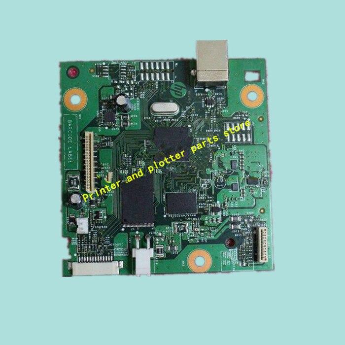 ФОТО 95% new Original LaserJet CZ172-60001 Formatter Board For HP LaserJet Pro M126a M126 M125A M125 126 125 Mainboard On Sale