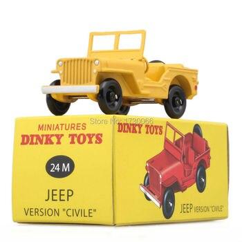 цена на DINKY Toys Atlas Model Car 1:43 24M JEEP VERSION