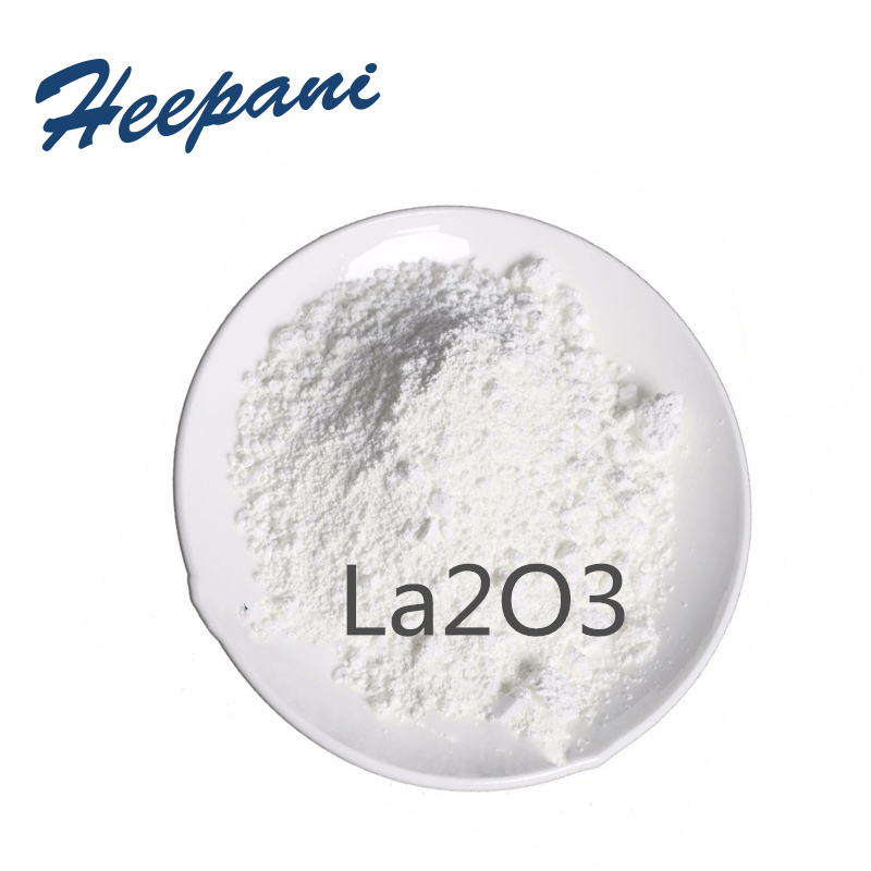 Free Shipping La2O3 Lanthanum Oxide Powder With 99.999% Purity For Precision Optical Glass