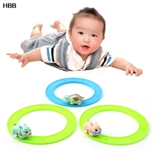 1Pc Track Toy Baby Kids Child Game New Tortoise Rabbit Race Clockwork Cute Toys
